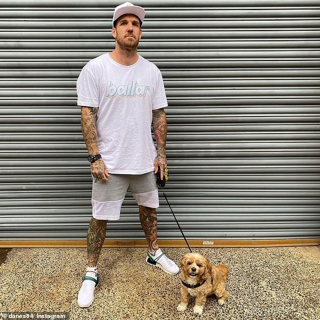 El chico malo de la AFL Dane Swan es SACADO de KIIS FM Melbourne