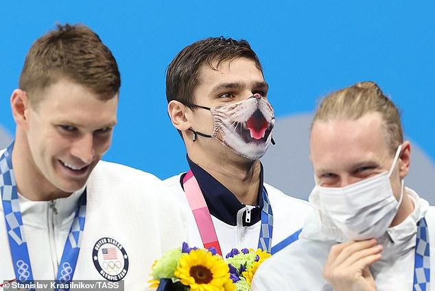 El medallista de plata estadounidense Ryan Murphy ha afirmado que la carrera de 200 metros espalda