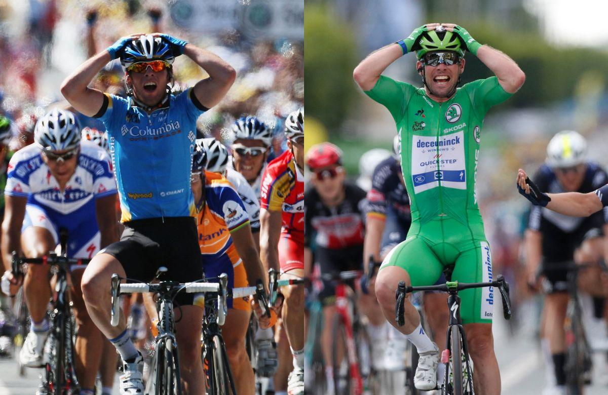 El número 32 'menos impactante' para Mark Cavendish, que se maravilla con la velocidad de sprint del Tour de Francia ... y sigue siendo el más rápido