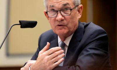 El presidente de la Fed, Powell, encargado de convencer al Congreso esta semana de que todavía se necesita una política fácil