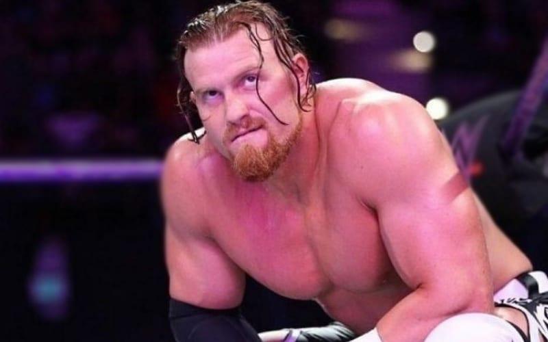 El primer combate de Murphy después de la WWE contra la estrella de AEW