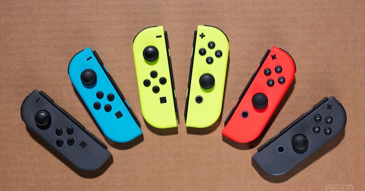 El problema de deriva de Joy-Con de Nintendo Switch, explicado