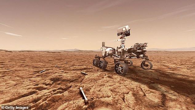 El rover Perseverance de la NASA ha comenzado su búsqueda de vida antigua en Marte.  Se llevará a cabo una conferencia de prensa el miércoles a la 1 pm EST para discutir los resultados.