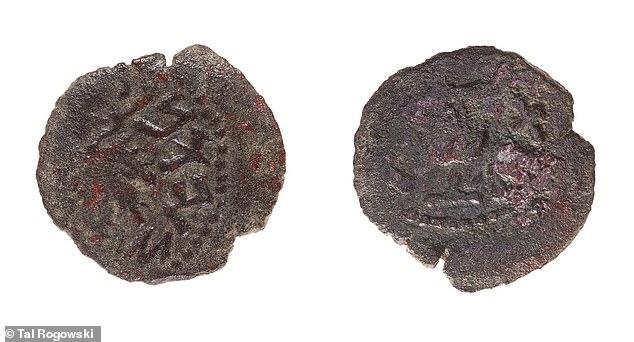En Judea se encuentran monedas de 'Freedom to Sion' de 2.000 años con características de las guerras judeo-romanas