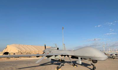 Estados Unidos llevará a cabo ataques aéreos en Afganistán contra los talibanes mientras las fuerzas extranjeras se retiran