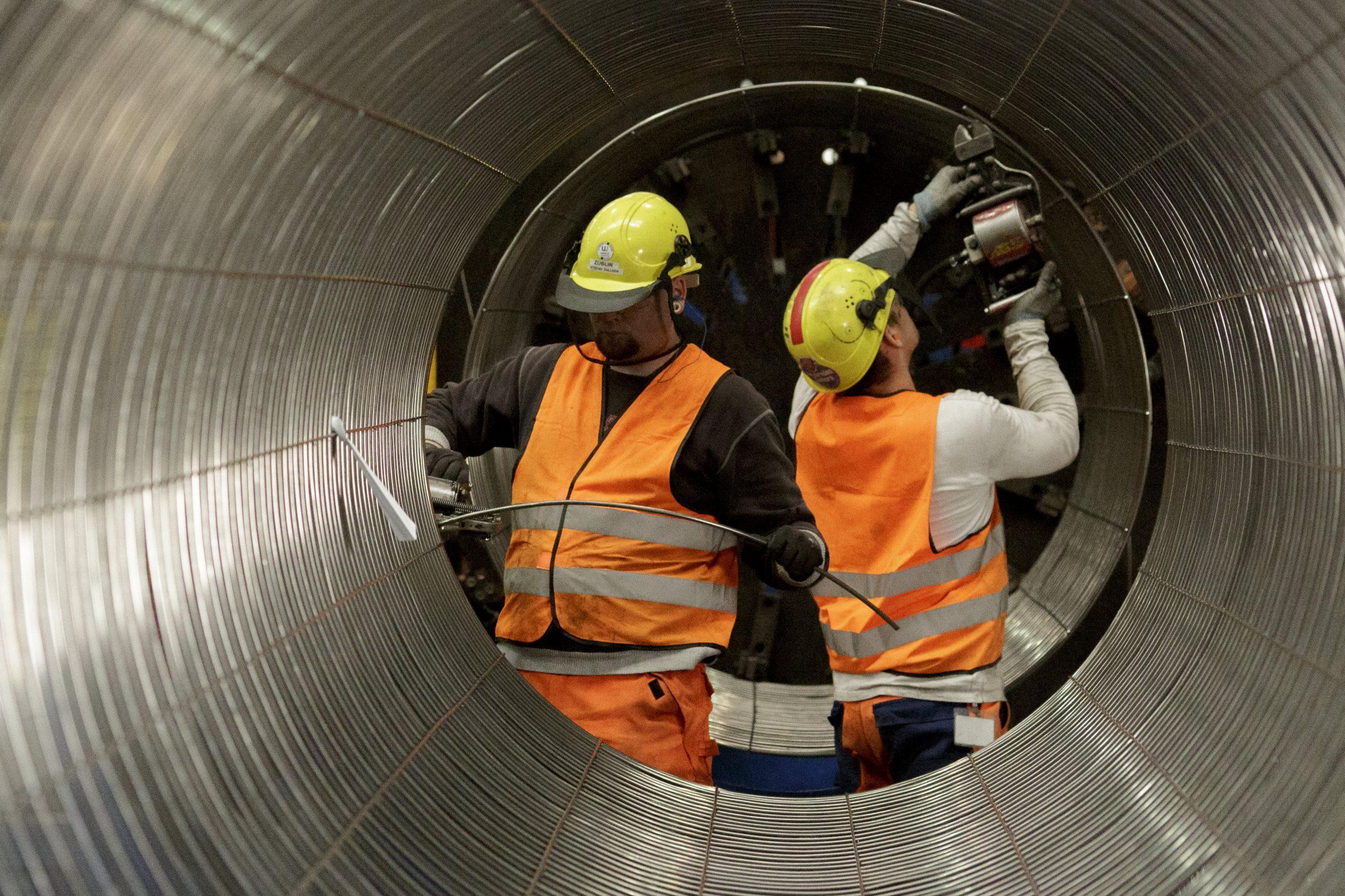 Estados Unidos y Alemania llegan a un acuerdo para permitir la finalización del controvertido gasoducto ruso Nord Stream 2