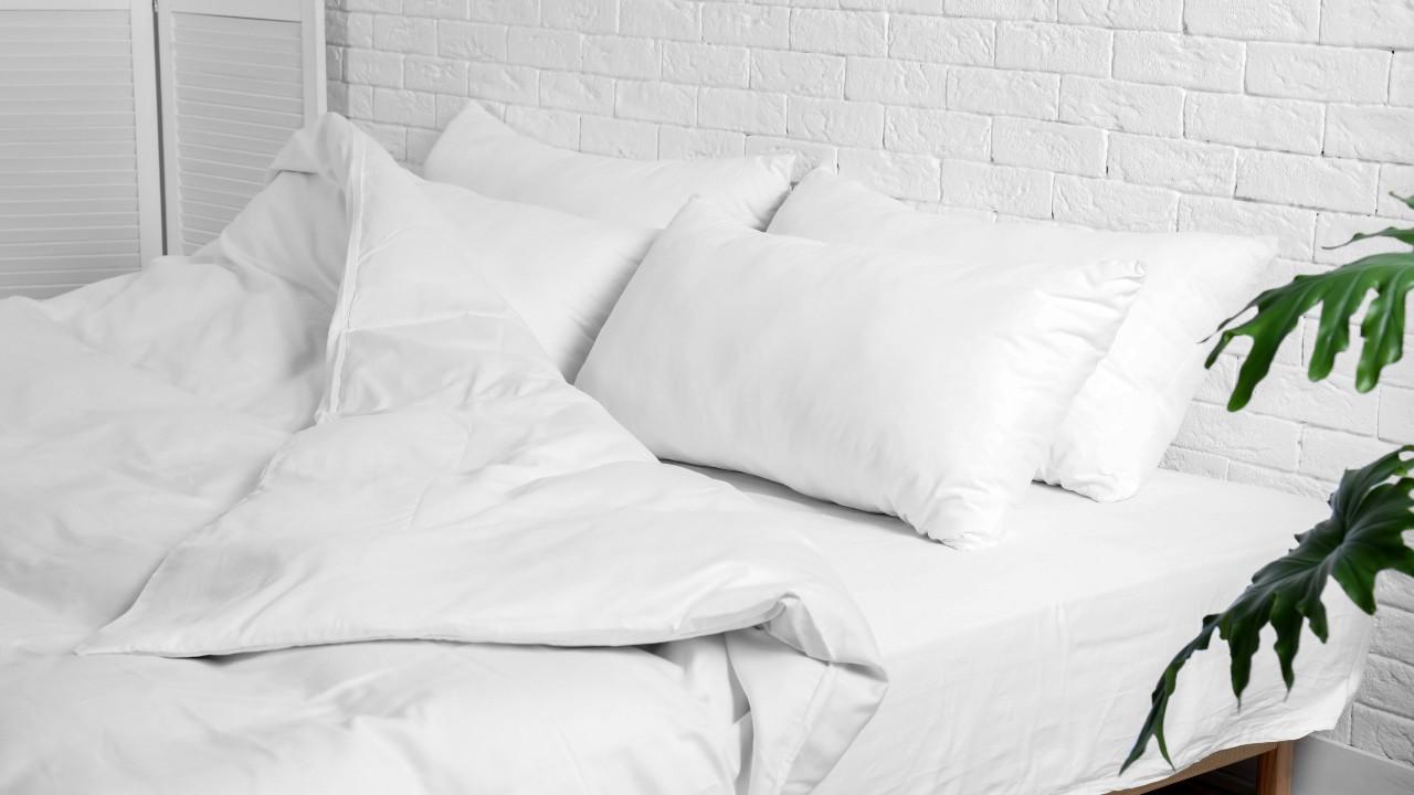 Estas sábanas de algodón egipcio te brindarán el sueño más lujoso de tu vida