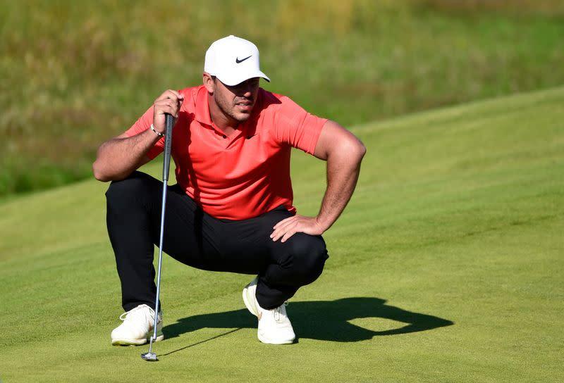 Golf-Koepka dice que ama a su conductor después de los problemas con el equipo de DeChambeau