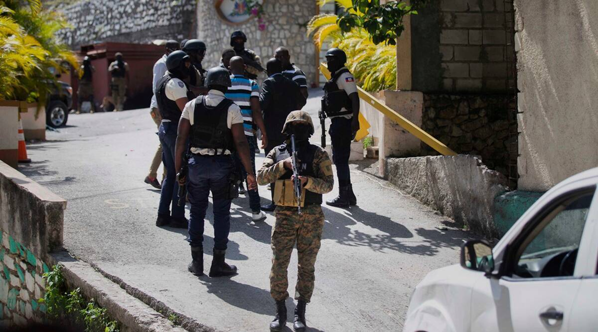 Big dreams and false claims: How Colombians got embroiled in Haiti assassination