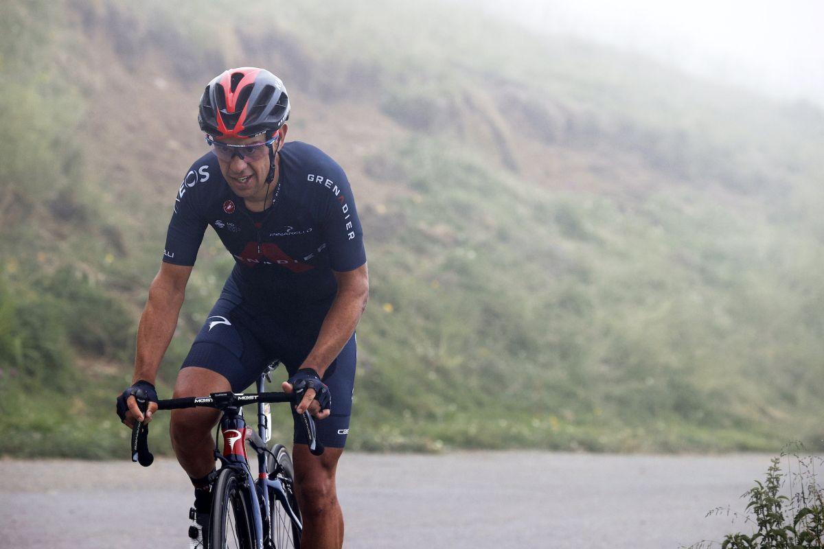 'Ha sido una buena racha, pero es el momento': Richie Porte dice que la edición de 2021 fue su último Tour de Francia
