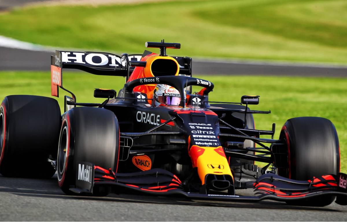 Honda aún no sabe si sobrevivió el motor dañado Max Verstappen