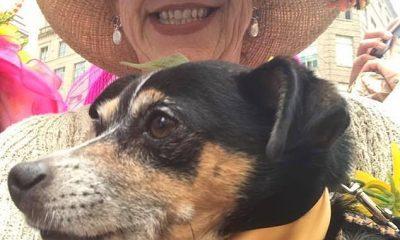 Linda Holston, de 60 años, ha sido identificada como la mujer que saltó a la muerte con su perro