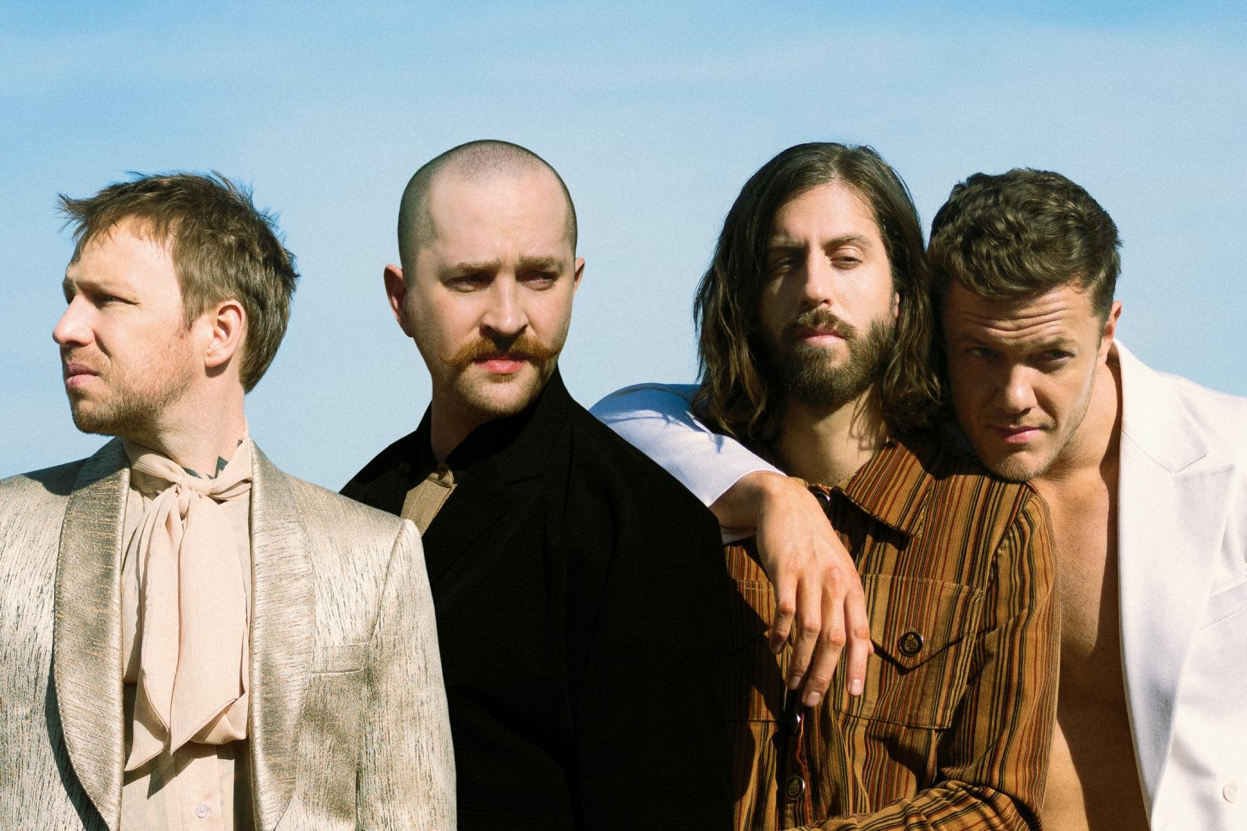 Imagine Dragons anuncia nuevo álbum 'Mercury - Act 1'