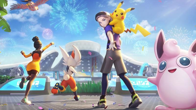 Impresiones de Pokémon Unite: el MOBA de Nintendo es mejor de lo que piensas