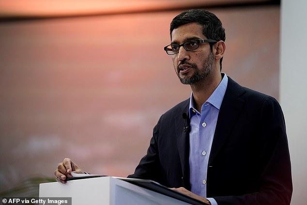 El CEO de Google, Sundar Pichai (en la foto), ha compartido sus pensamientos sobre la inteligencia artificial y la computación cuántica en la nueva entrevista.