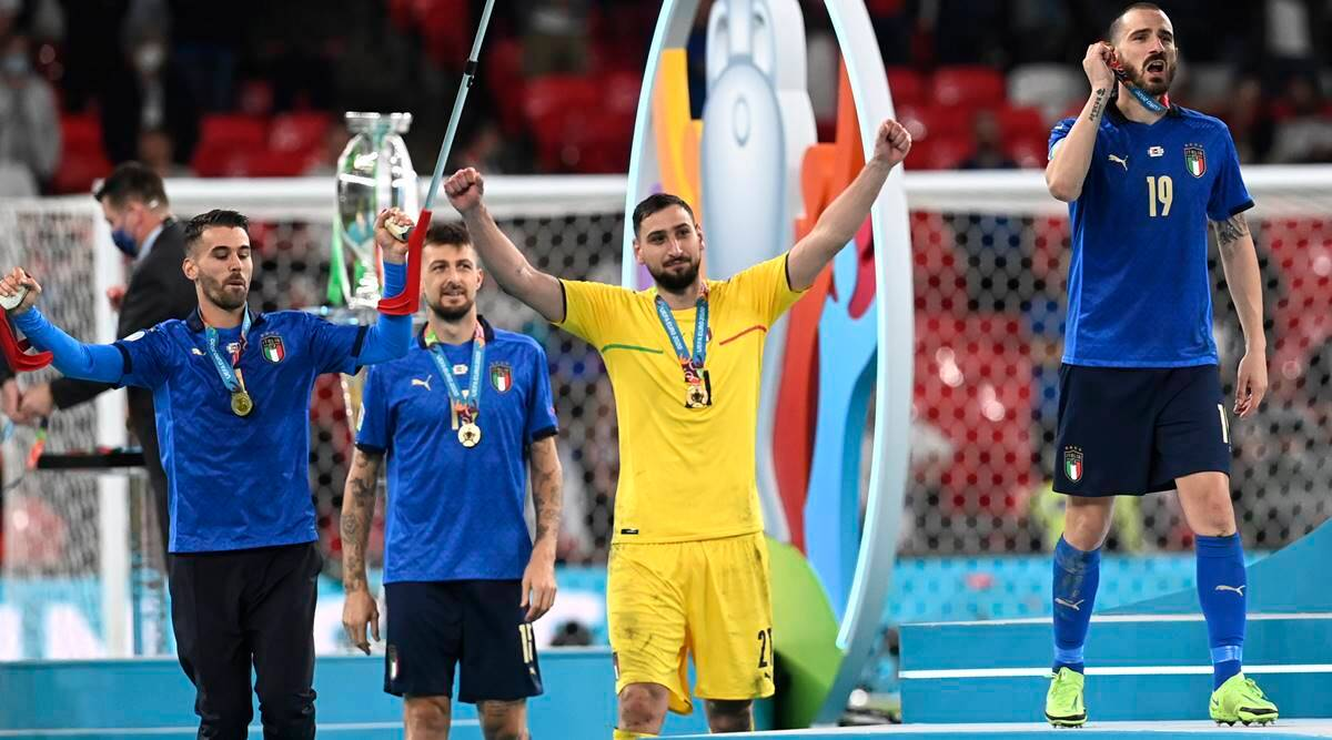 Italy bring home Euro 2020 title after 53 years