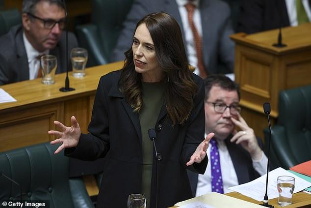 Jacinda Ardern desafió a su contraparte Judith Collins diciendo que la nueva legislación sobre el discurso del odio no sería lo suficientemente fuerte como para proteger a Collins de ser llamada 'Karen'