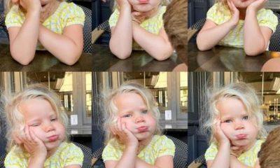 Jessica Simpson publica la foto de su hija Birdie Mae, de dos años, después de celebrar su séptimo aniversario