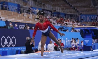 Juegos Olímpicos 2021: Simone Biles fuera de las finales por equipos por un problema médico