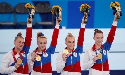 Juegos Olímpicos 2021: el equipo ruso derriba a la potencia estadounidense con Biles fuera