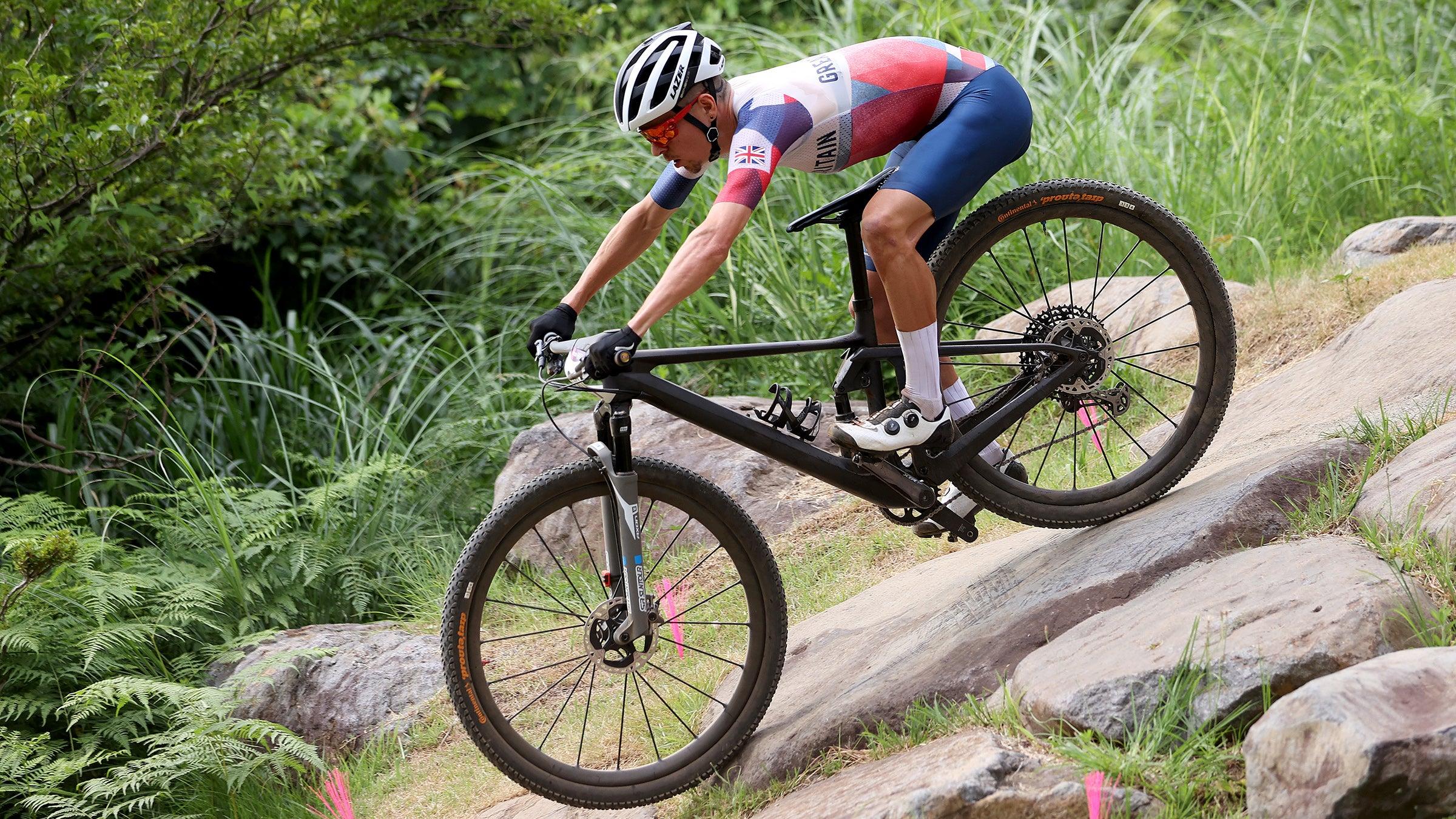 Juegos Olímpicos de 2021: lo que dijeron las estrellas después de que Tom Pidcock consiguiera la medalla de oro en bicicleta de montaña