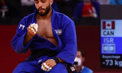 El judoka israelí Tohar Butbul avanzó en la competencia masculina de 73 kg en los Juegos Olímpicos de Tokio después de que dos de sus oponentes se retiraran de la competencia.