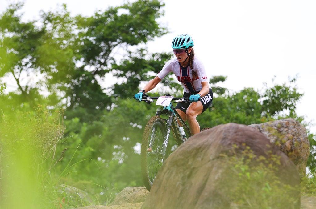 Juegos Olímpicos de Tokio: lo que dijeron Kate Courtney, Haley Batten y otros después de la carrera de MTB femenina