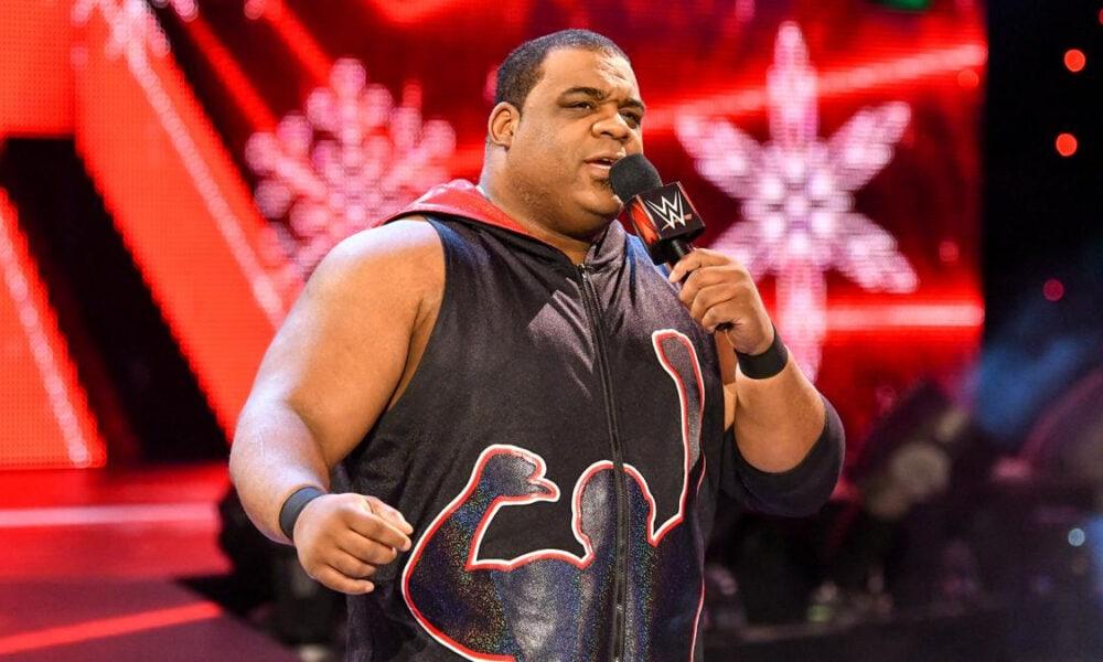 Keith Lee aparentemente frustrado después de ser aplastado nuevamente en WWE Raw