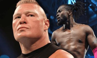 Kofi Kingston habría reservado su partido contra Brock Lesnar de manera diferente