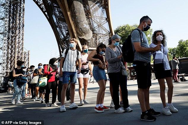 El monumento pagado más visitado del mundo, que atrae a unos 7 millones de turistas cada año, aceptará visitantes de forma limitada.
