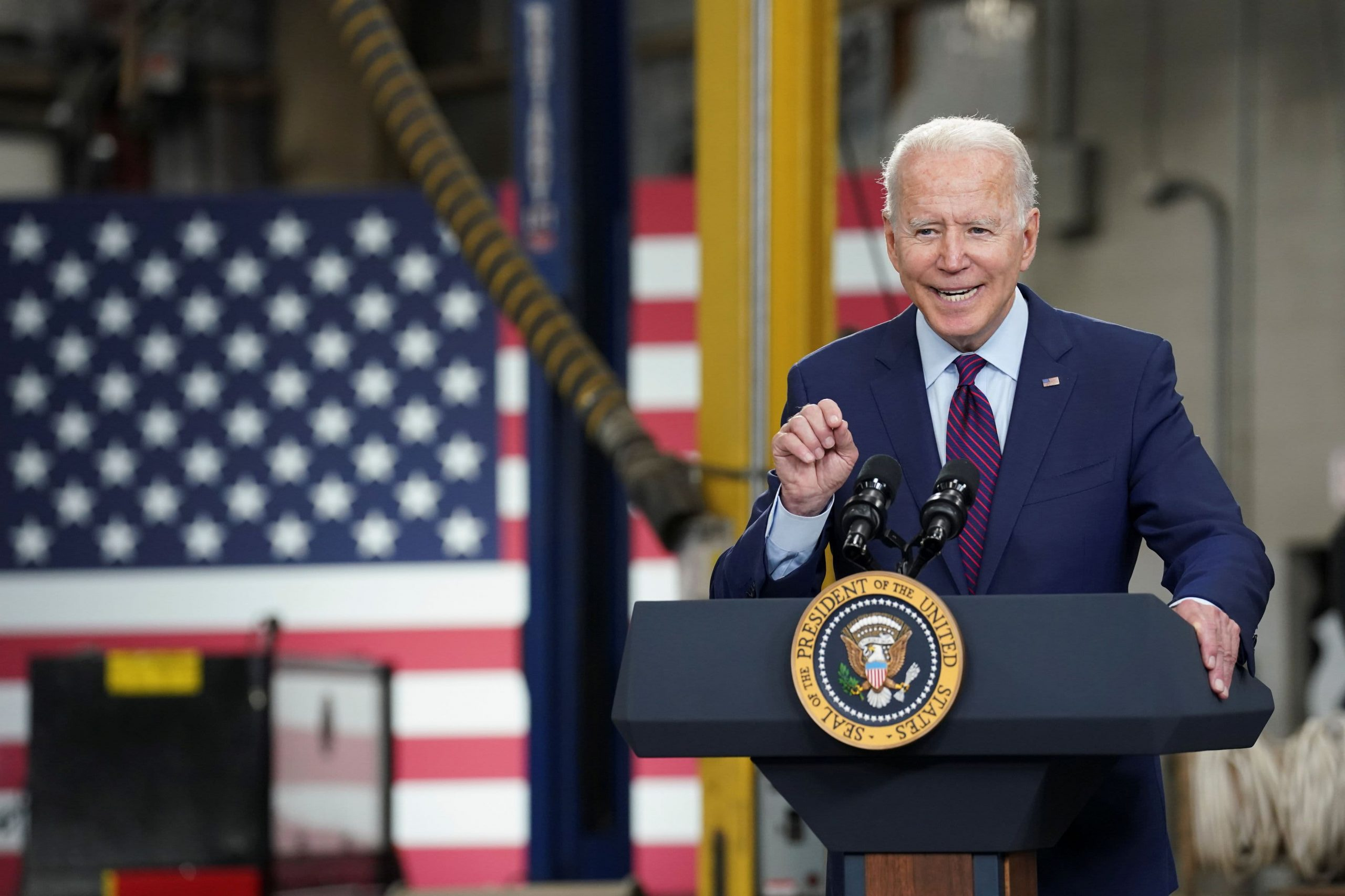La mayor amenaza para la economía caliente de Biden podrían ser sus propias políticas