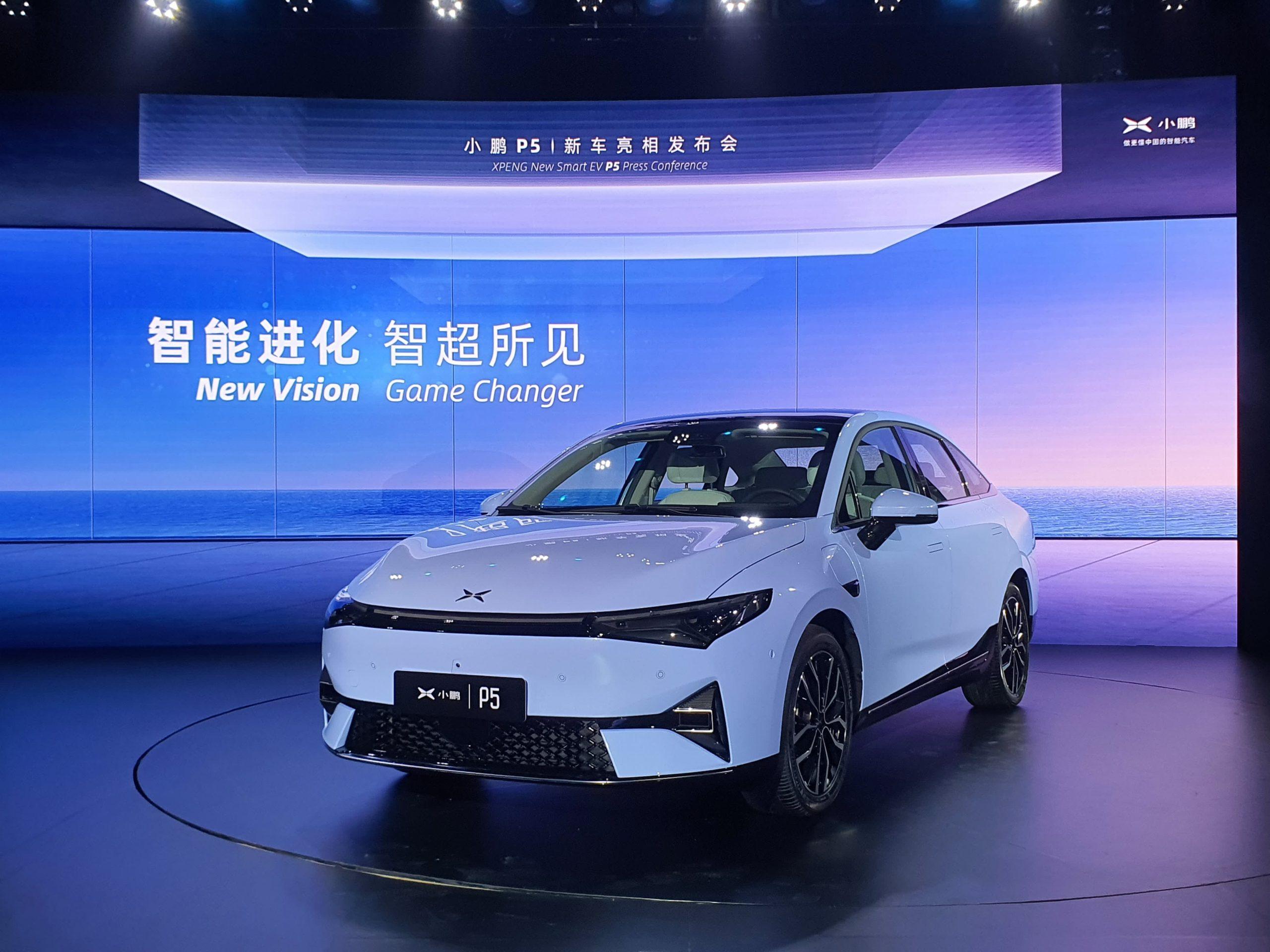 La start-up china de coches eléctricos Li Auto entrega más de 1.000 coches más que Xpeng en junio