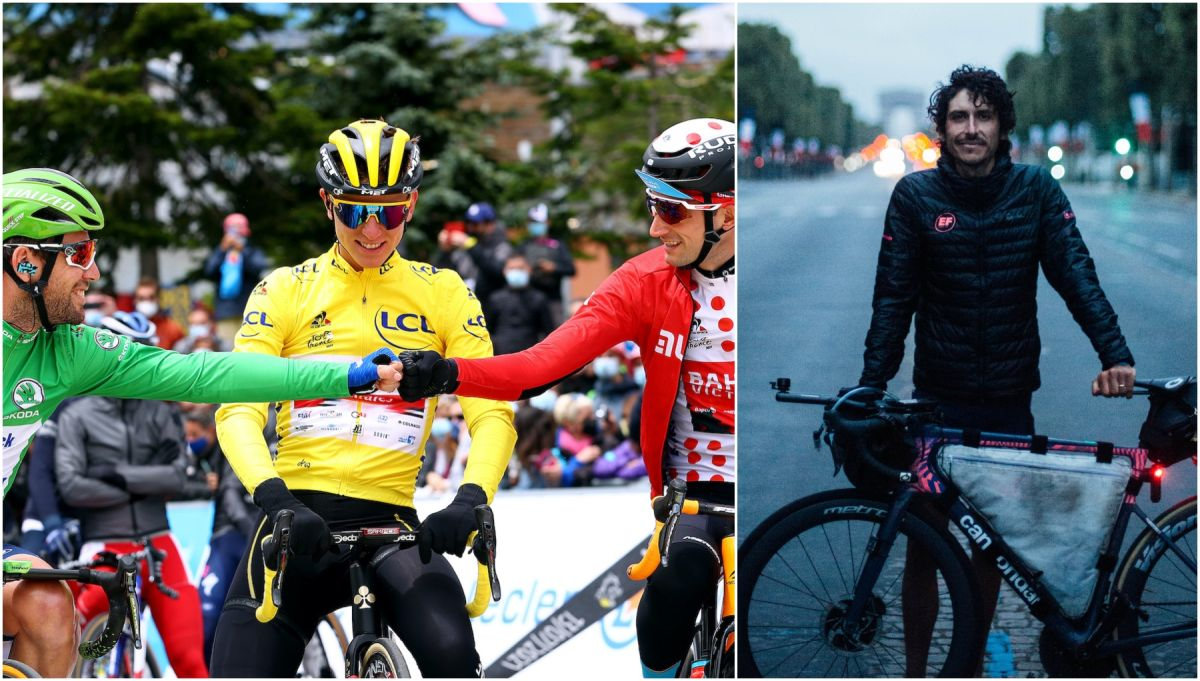 Lachlan Morton supera al Tour de Francia a París por seis días