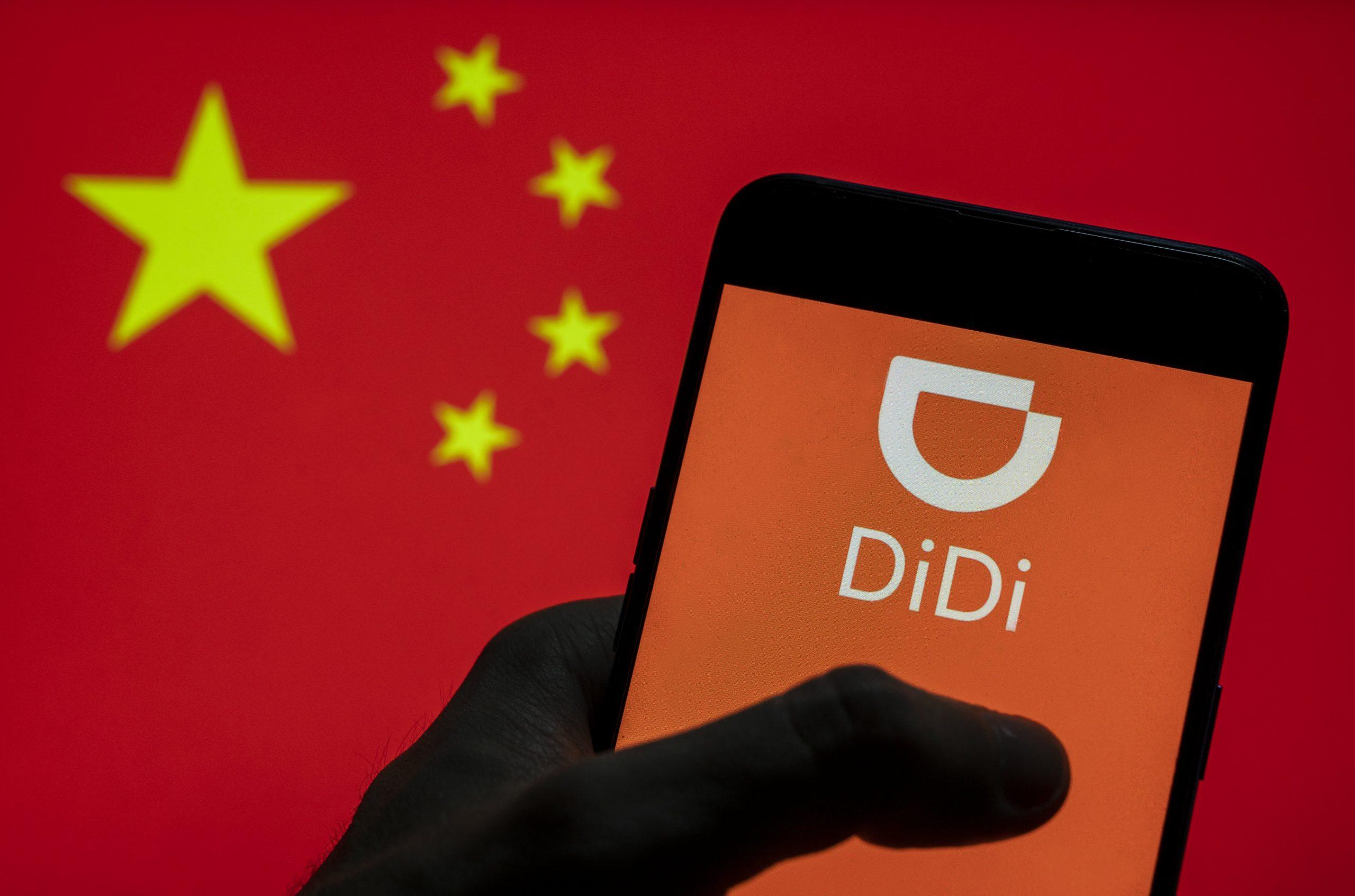 Las acciones de Didi caen tras el informe de que China está planeando sanciones sin precedentes