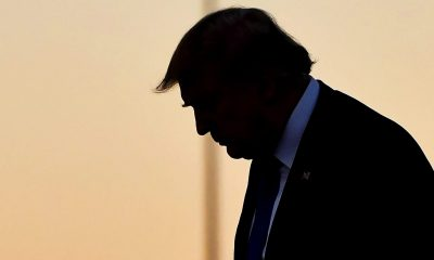 Las declaraciones de impuestos de Trump deben ser entregadas por el IRS al Congreso, dice el DOJ