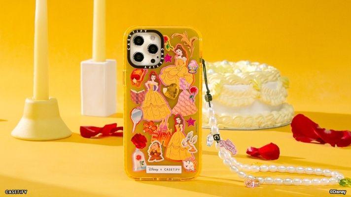Las fundas para teléfonos Disney x Casetify anuncian a todos que eres una princesa