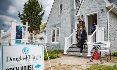 Las tasas hipotecarias cayeron a un mínimo de seis meses y las refinanciaciones se dispararon más