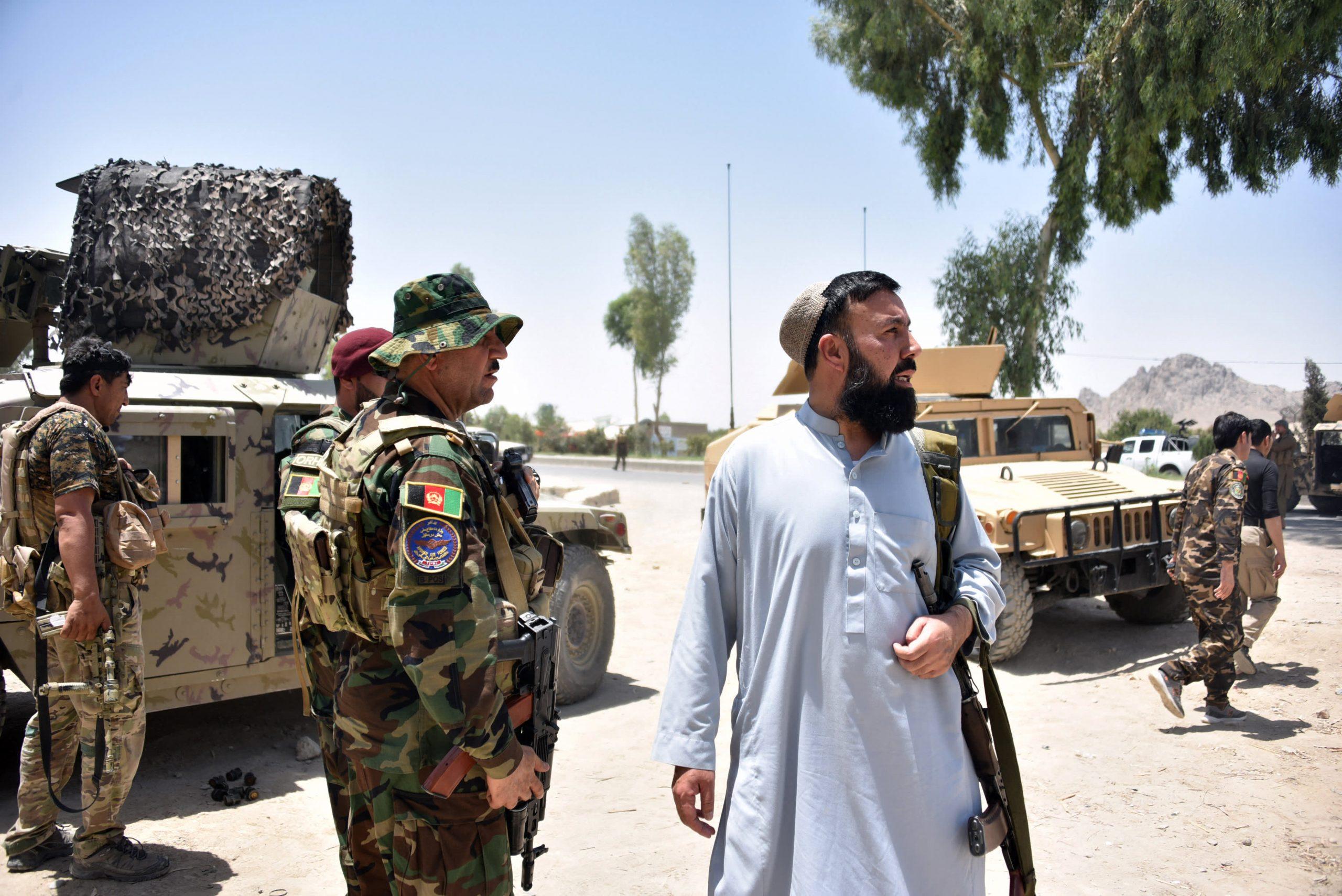 Las víctimas civiles en Afganistán alcanzaron niveles récord en medio de la retirada de Estados Unidos, según un informe de la ONU