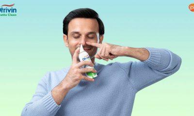 Lavado nasal con solución salina: una medida eficaz para tratar la obstrucción nasal