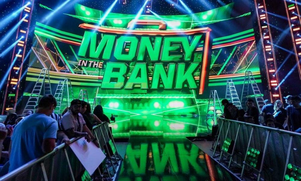 Lista de productores para los partidos de Money in the Bank de WWE