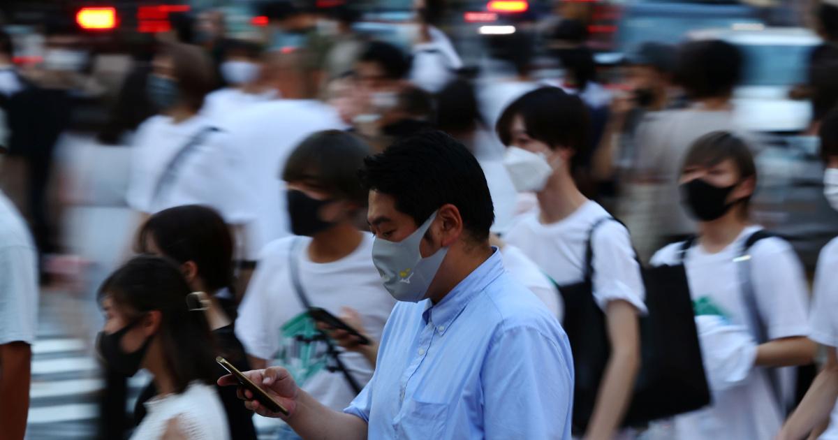 Los casos diarios de COVID en Tokio alcanzan un récord