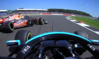 Los comisarios rechazan la solicitud de Red Bull de revisar la penalización del Gran Premio de Gran Bretaña de Hamilton