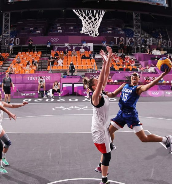 Los enfrentamientos de semifinales se establecen antes de los históricos juegos por la medalla de oro y bronce
