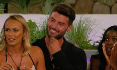 Los fanáticos de Love Island están furiosos cuando Liam se ríe por traicionar a Millie en Casa Amor
