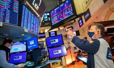 Los futuros de Dow caen más de 100 puntos antes de una gran semana de ganancias de Big Tech