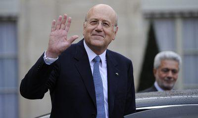 Los líderes libaneses sunitas respaldan a Mikati para formar un nuevo gobierno