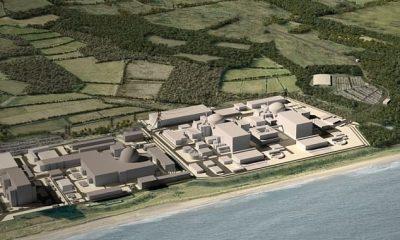 Los ministros pueden comprar una participación en la planta de energía nuclear Sizewell C en medio de preocupaciones sobre la participación de la compañía de energía nuclear de China en proyectos clave de infraestructura británica.  En la imagen: cómo se verá la planta Sizewell C