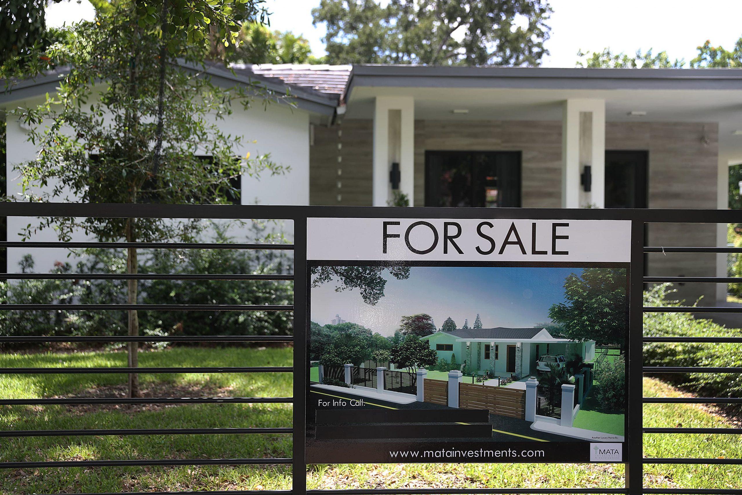 Los precios de las viviendas batieron récords en mayo, según S&P Case-Shiller