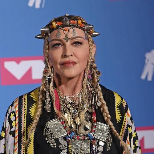 Madonna agradecida a la bailarina por enseñarle todo sobre el placer personal