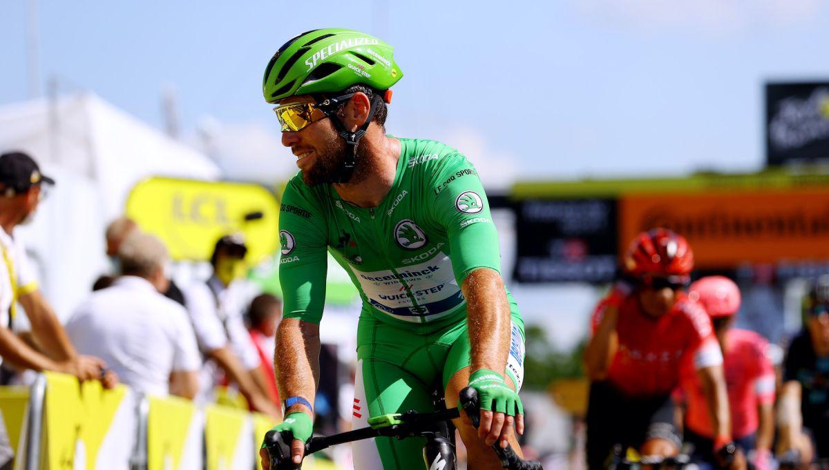 Mark Cavendish vence a Tim Merlier y logra la victoria en la crítica posterior al Tour de Francia